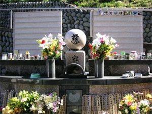 ペット共同墓地