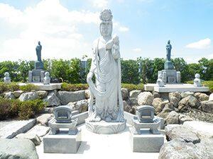 宝積寺ペット共同墓地